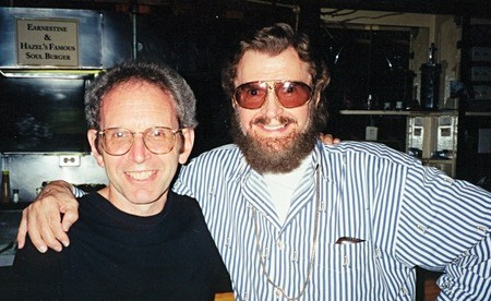 Peter Guralnick (links) mit Sam Phillips 1999 - Foto: Familie Phillips