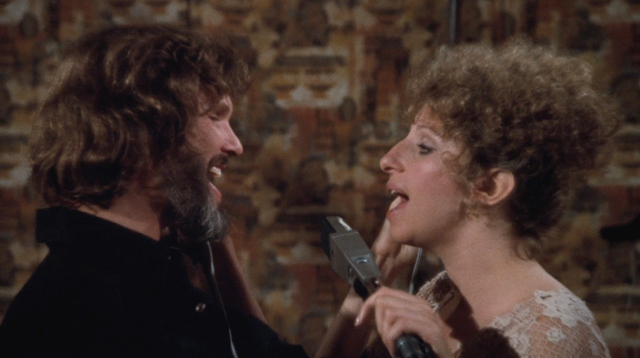 Kris Kristofferson und Barbra Streisand in 'A Star Is Born' (1976)