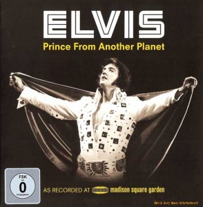 Deluxe box set 'Prince From Another Planet', Sony 2012
