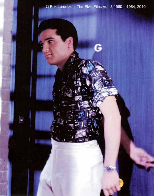 Elvis Presley in seinem 13. Kinofilm 'Fun In Acapulco'