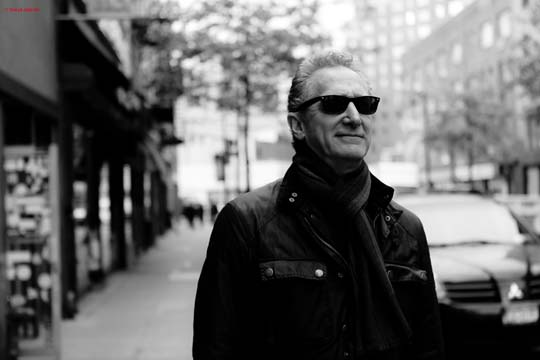 Michael Brauer in the streets of New York City