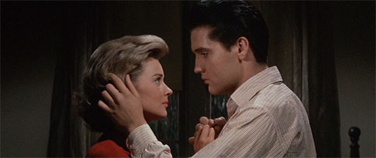 Wild in the Country: Elvis Presley with Hope Lange 1960