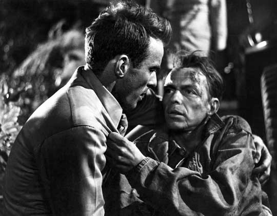 Frank Sinatra in From Here To Eternity