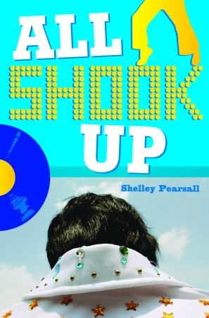 Buchcover All Shook Up von Shelley Pearsall